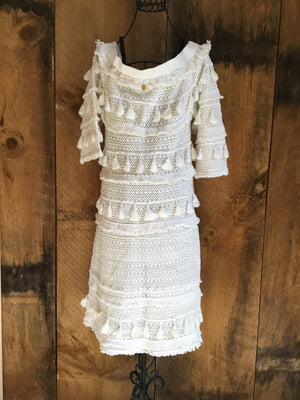 Rubyyaya Fringe Dress
