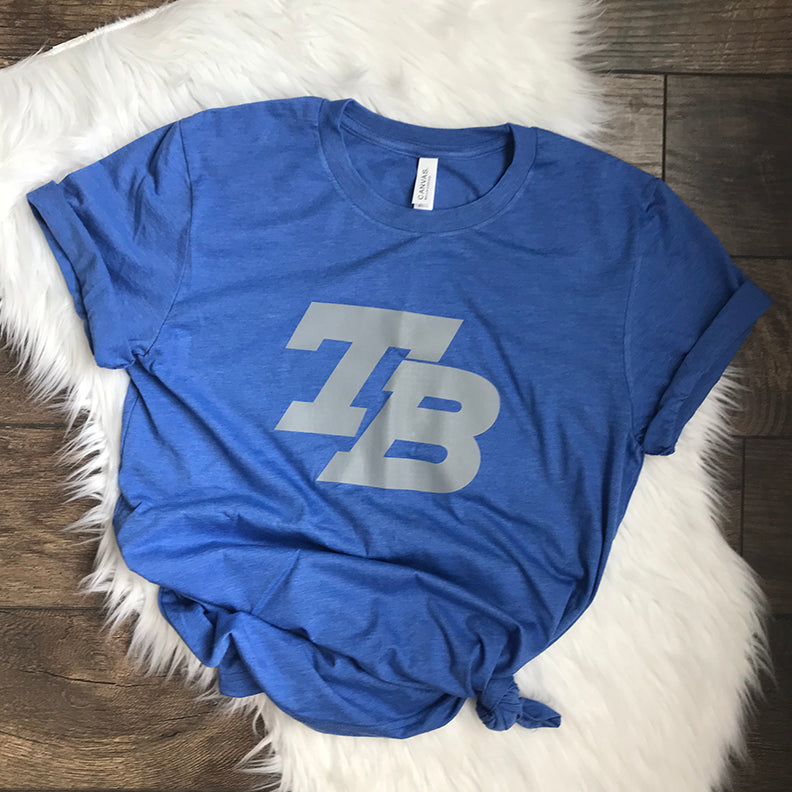 Thunder Basin Bolts – Bella + Canvas Tee