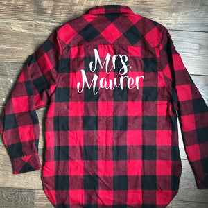 Mrs. Flannel