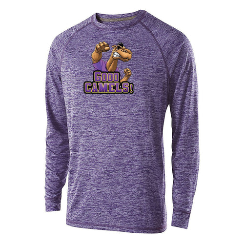 GOOO CAMELS! ELECTRIFY SHIRT LONG SLEEVE