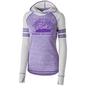 Campbell County High School Camels! HOLLOWAY Ladies Hoodie
