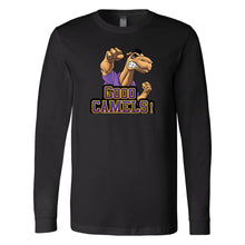 GOOO CAMELS! BELLA + CANVAS - LONG SLEEVE JERSEY TEE