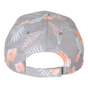 Mom Life Tropical Print Hat