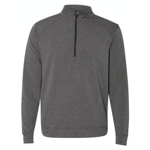 {NEW 2020} Omega Stretch Quarter-Zip Pullover - First National Bank