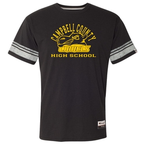 Campbell County High School Camels – Champion Black Varsity Tee