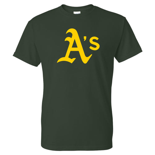 A's Baseball - Youth T-Shirt