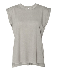 Relaxed Flowy Muscle Tee