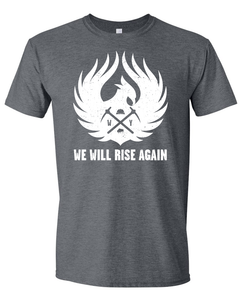 We Will Rise Again - Wyoming Coal Mining Tee