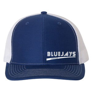 Blue Jays Fastpitch – Richardson Adjustable Snapback Trucker Cap