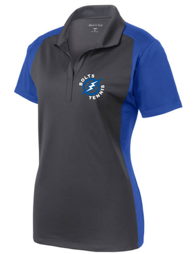 Thunder Basin Bolts Tennis Ladies Polo