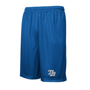 Thunder Basin Bolts Mesh Shorts