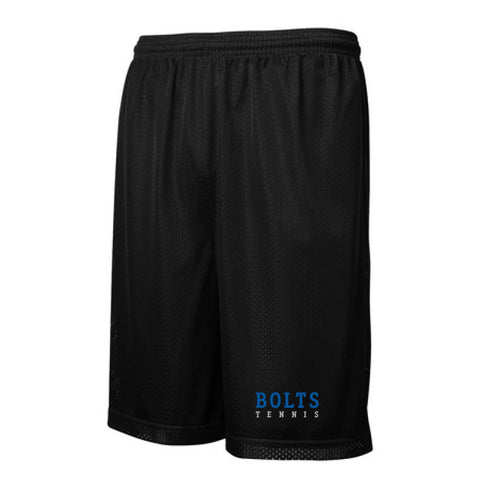 Thunder Basin Bolts Tennis Mesh Shorts