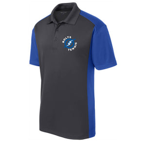 Thunder Basin Bolts Tennis Polo