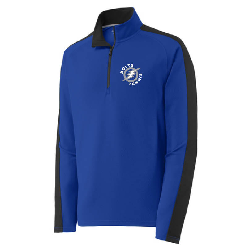 Thunder Basin Bolts Tennis Pullover