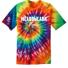 Local Elementary School Rainbow Tie Dye Youth Shirt