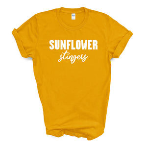 Sunflower Elementary Stingers Tee