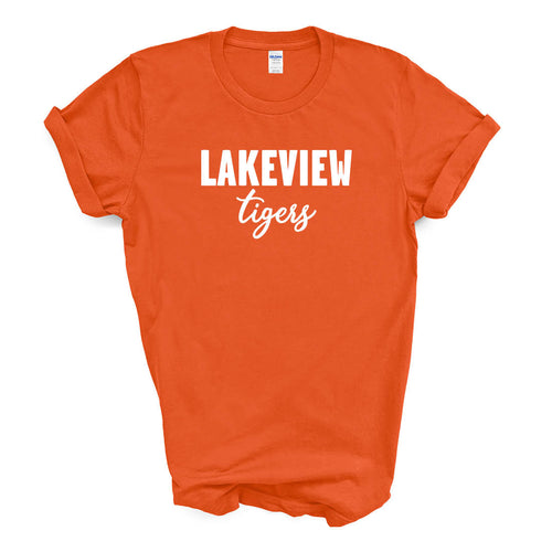 Lakeview Elementary Tigers Tee