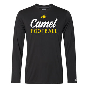 Campbell County Camels Football – Russell Athletic Dry-Fit Long Sleeve