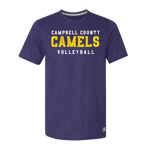 Campbell County Camels – Russell Athletic Purple