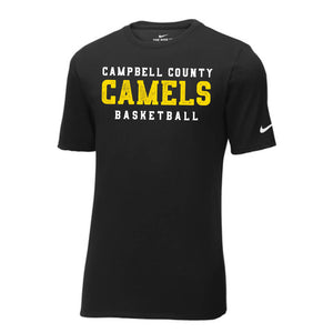 Campbell County Camels – Nike Cotton Tee