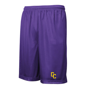 Campbell County High School Camels Mesh Shorts