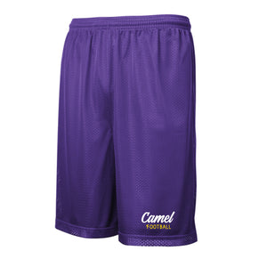 Campbell County High School Camels Football – Mesh Shorts