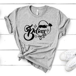 Believe – Christmas Tee
