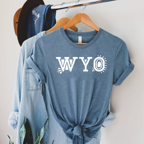 WYO Retro Heather Slate