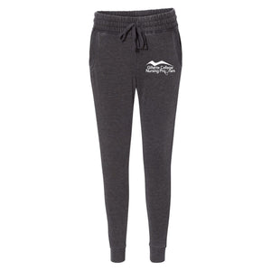 Gillette College Nursing Program - Women's Enzyme Washed Rally Jogger
