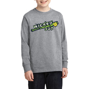 Wicked 307 - Youth Long Sleeve Tee