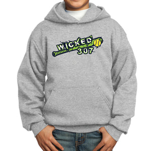 Wicked 307 - Youth Hooded Sweatshirt