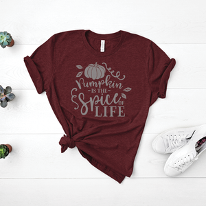 Pumpkin is the Spice of Life - Tee