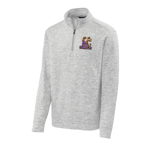 GOOO CAMELS - SPORT-TEK 1/4 ZIP FLEECE