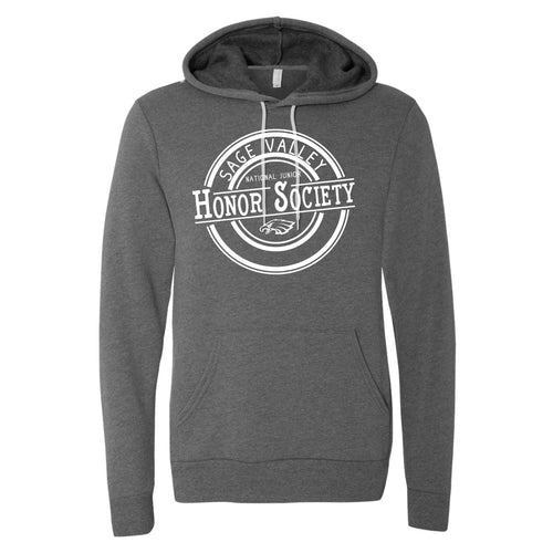 Sage Valley National Junior Honor Society Hooded Sweatshirt