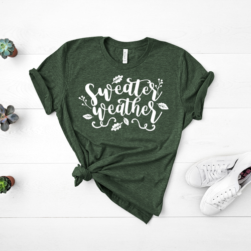 Sweater Weather - Tee