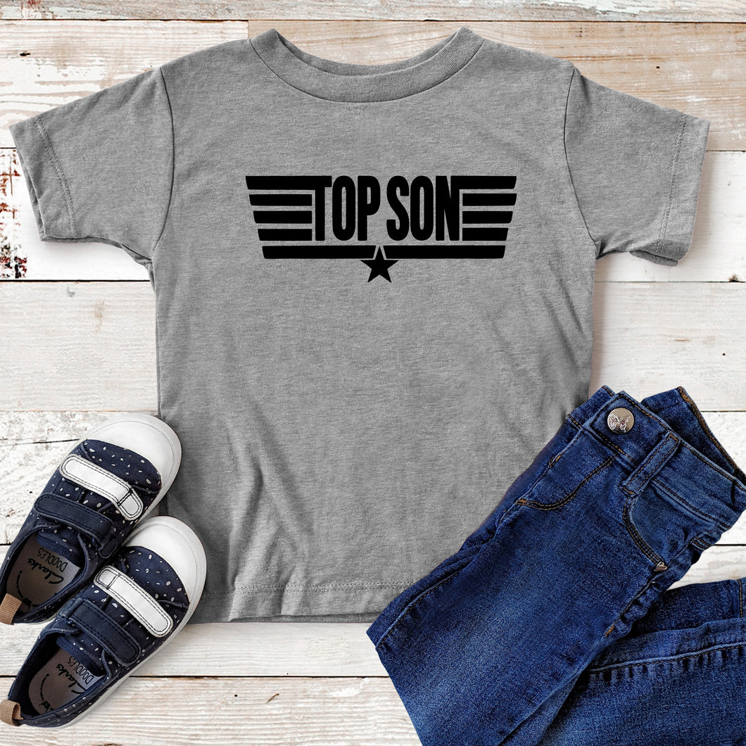 Top Son - Top Gun Toddler and Youth T-shirt