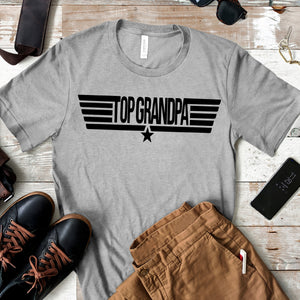 Top Grandpa - Grandpa Life T-shirt