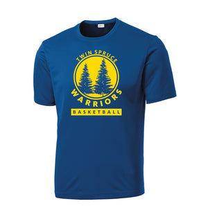 Twin Spruce Warriors Boys Basketball - Sport-Tek® PosiCharge® Competitor™ Tee