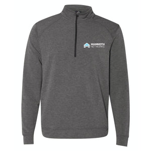 Mammoth Networks - Omega Stretch Quarter-Zip Pullover