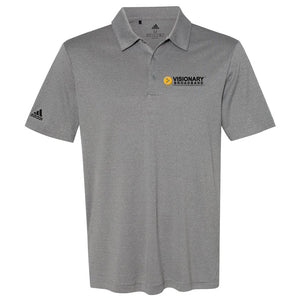 Visionary Broadband - Adidas - Heathered Sport Shirt