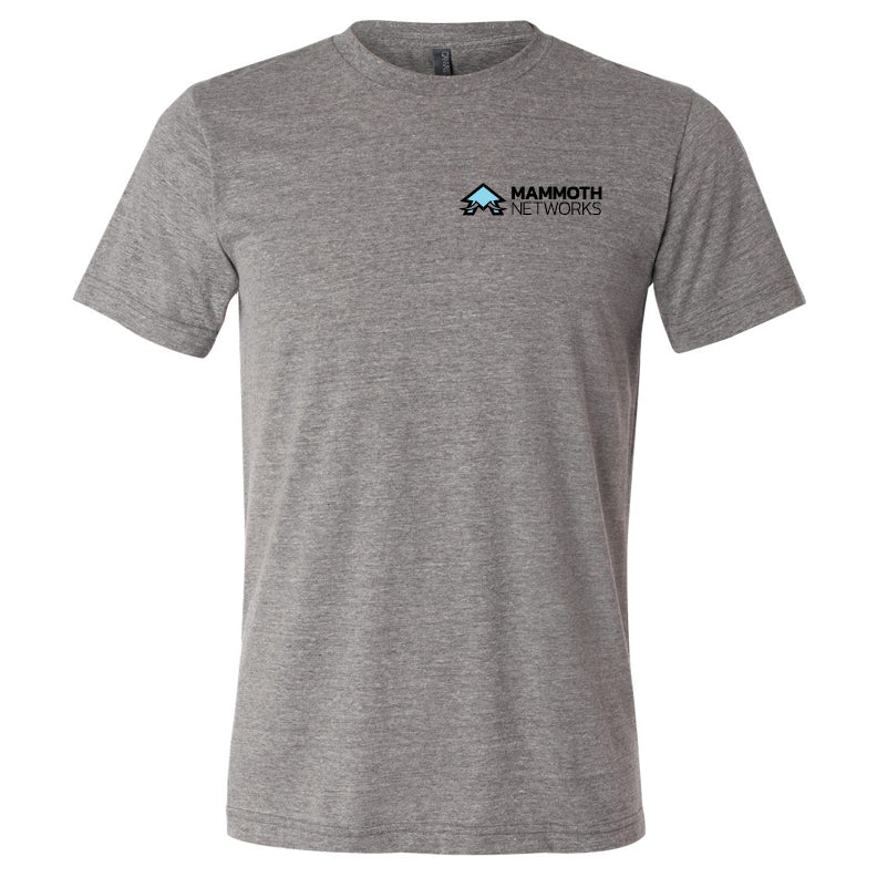 Mammoth Networks - BELLA + CANVAS - Unisex Triblend Tee
