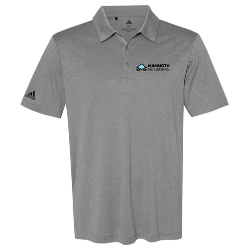 Mammoth Networks - Adidas - Heathered Sport Shirt