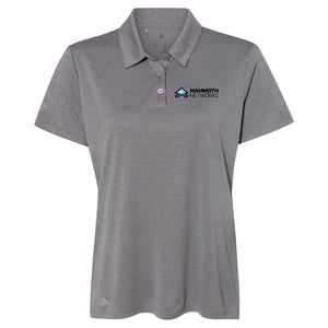Mammoth Networks - Adidas - Women's Heathered Sport Shirt