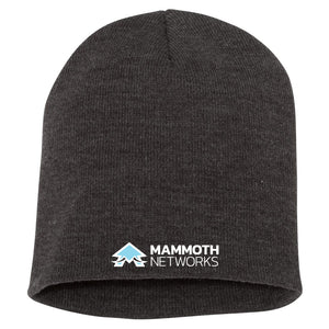 Mammoth Networks -Short Beanie