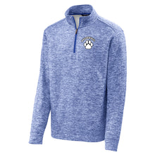 Wagonwheel Sport-Tek® PosiCharge® Electric Heather Fleece 1/4-Zip Pullover