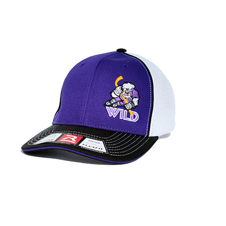 Wild Hockey – Purple/White