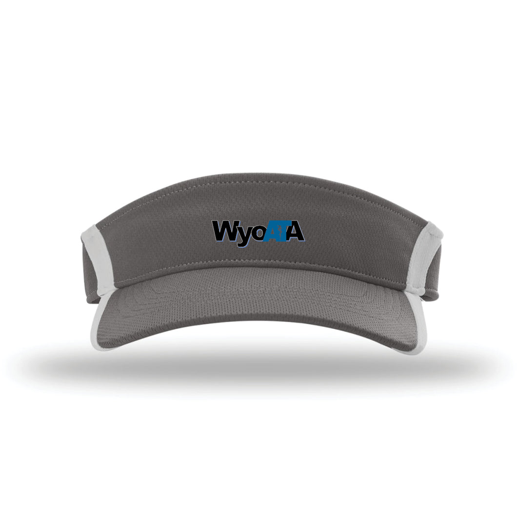 WYOATA – Richardson Charcoal Grey Visor