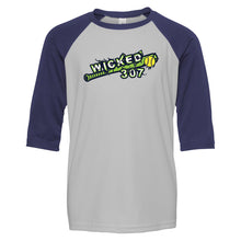 Wicked 307 - Youth Baseball T-Shirt