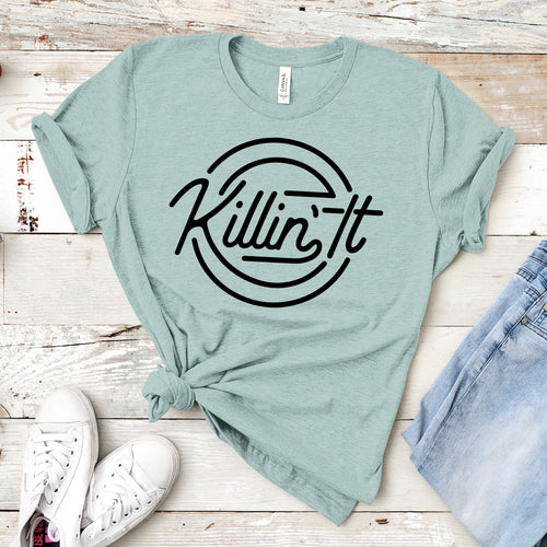 Killin It Graphic T-shirt