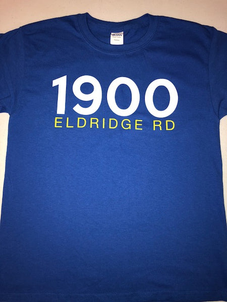 1900 Eldridge T-Shirt